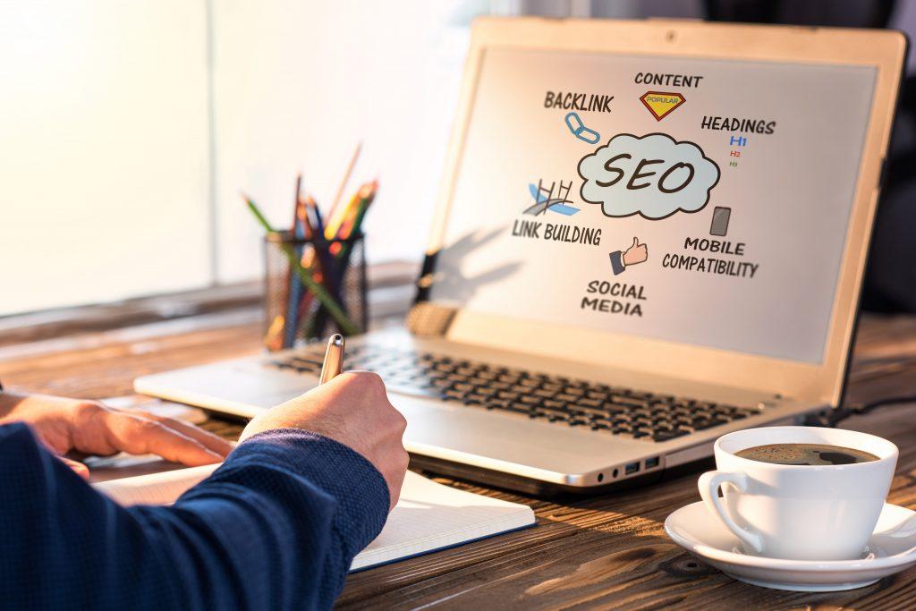 SEO - optymalizacja strony internetowej
